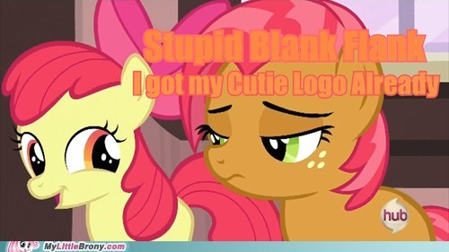 Who needs a Cutie Mark anyway?!