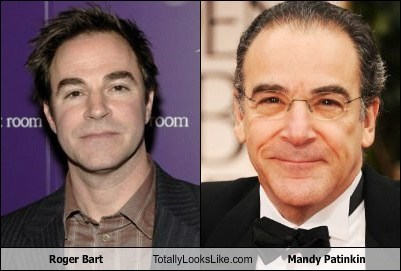 Roger Bart Totally Looks Like Mandy Patinkin