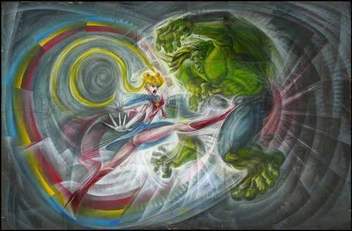 Sailor Moon Vs. The Hulk: Who Would Win?