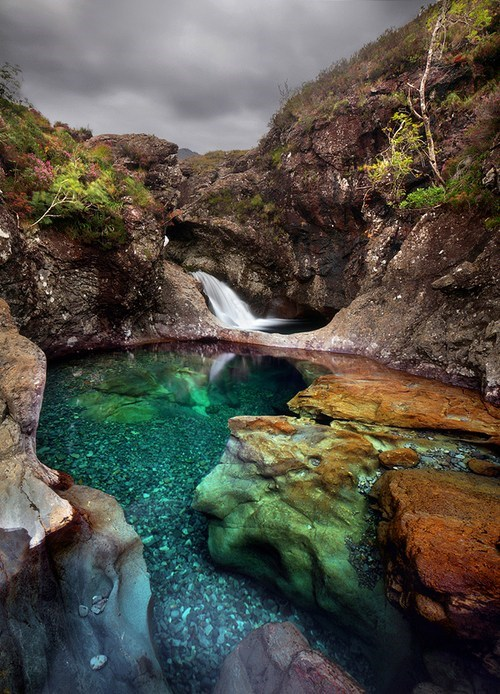 Magical Pools