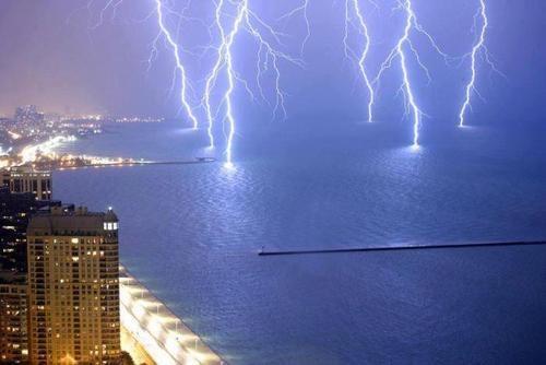 Meteorology,swim,science,lightning