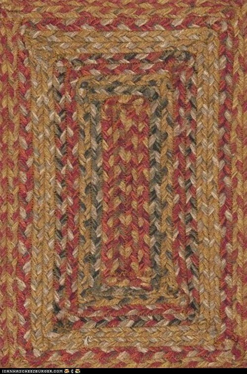 What's Underfoot? Rug Textures