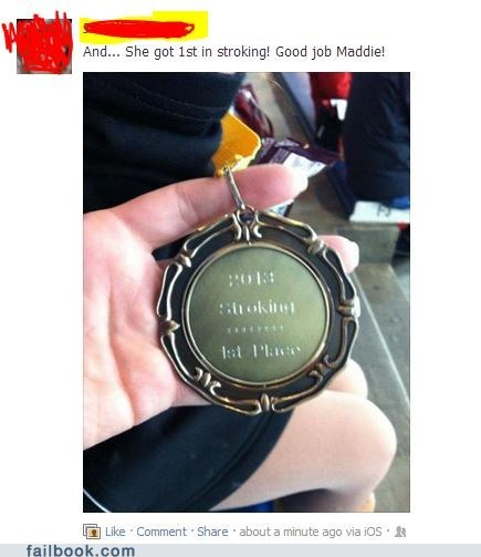 They Give Out Medals For That?
