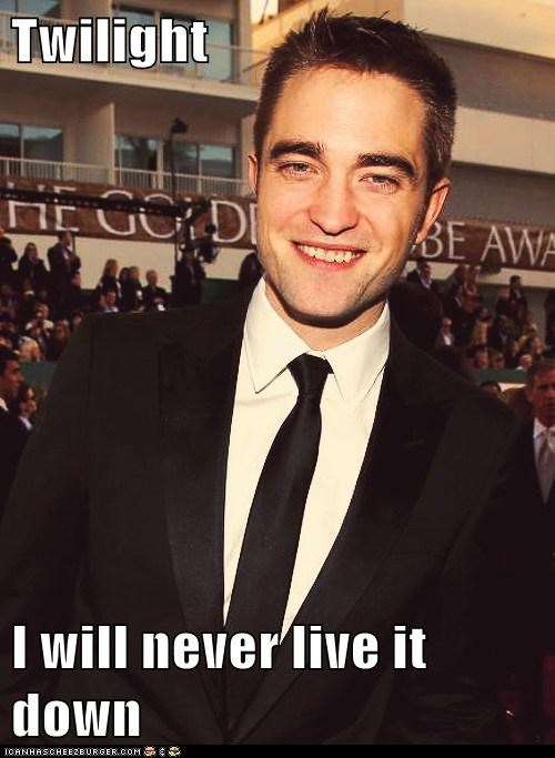 embarrassing,never,robert pattinson,twilight
