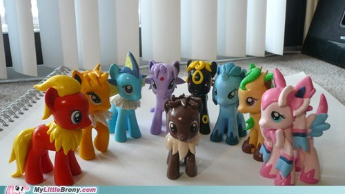Pokemon as Ponies!