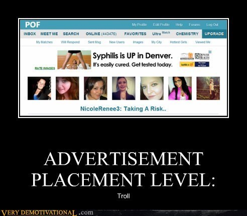 Fail Advert