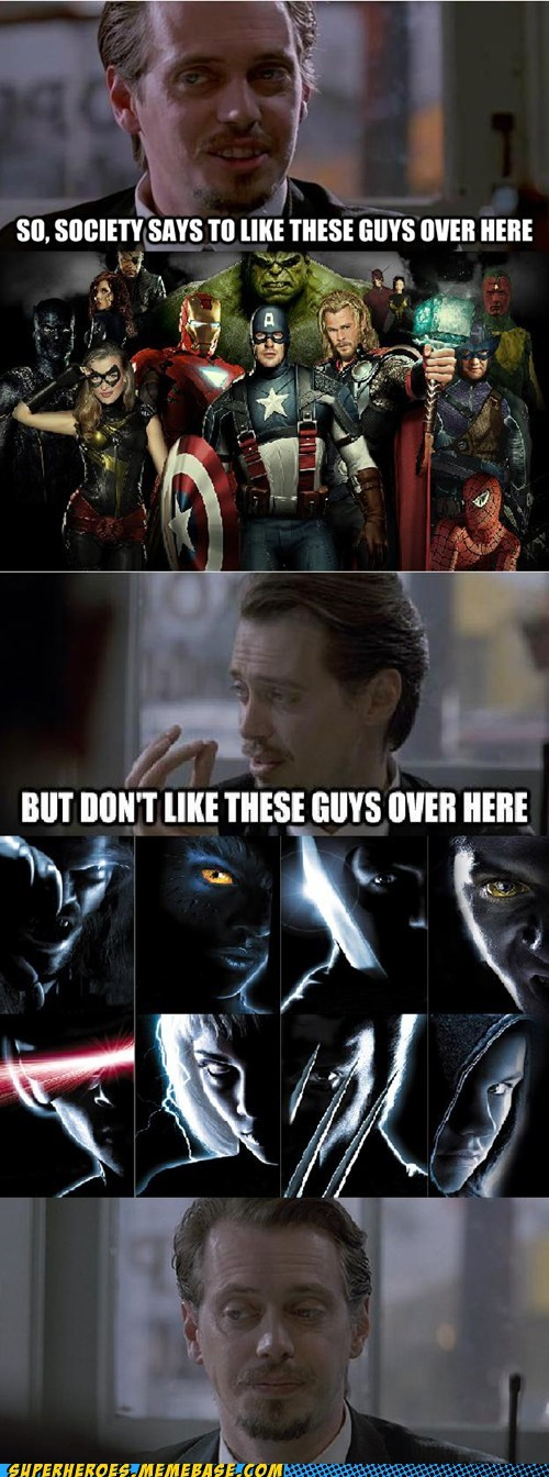 As Long As They're Not Mutants