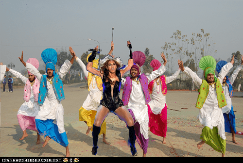The Great Indian Dance (Bhangra)