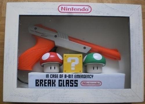In Case of 8-Bit Emergency