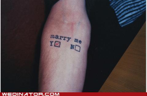 check box,tattoo,proposal