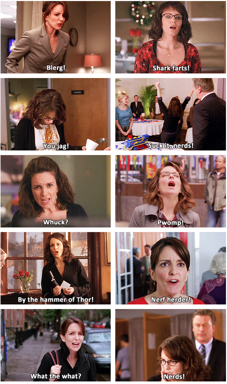 "Some of the Best Liz Lemon Lines from ""30 Rock"" Ever!"