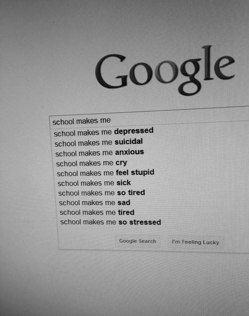 Doesn't Anyone Like School?