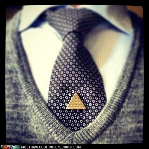 Stop Poking Holes in Your Nice Ties