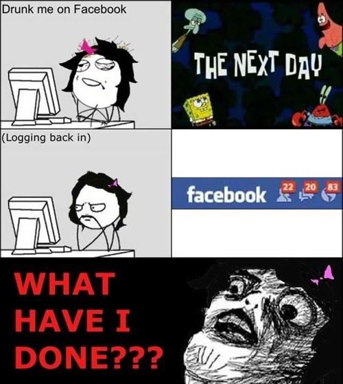 drunk facebooking,friend requests,drunk,failbook