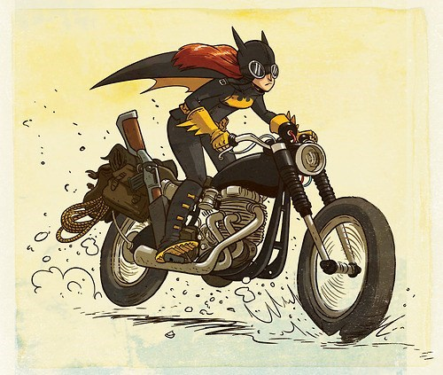 One Cool Batgirl