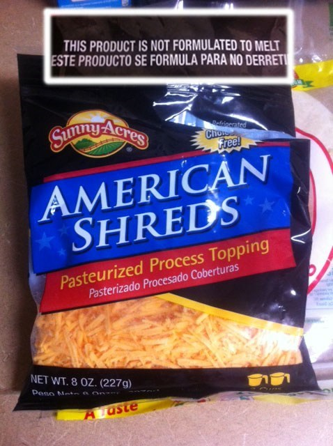 "Pop Quiz: Where is the Word ""Cheese"" on This Bag?"