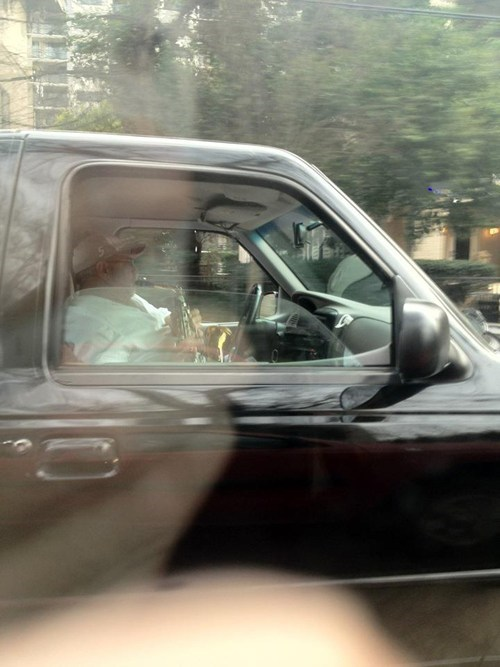 Music,cars,saxophone,driving,dangerous