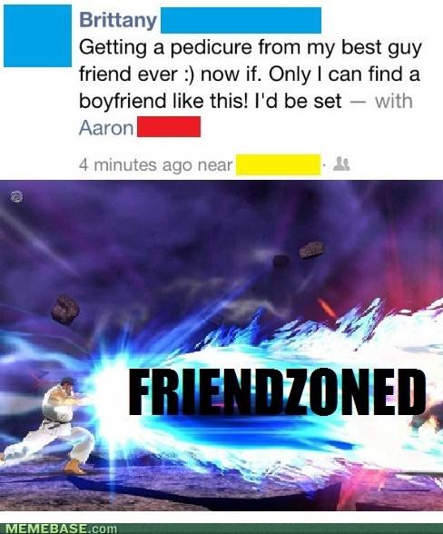 Ha-Friendzone!