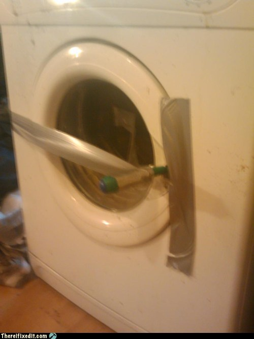 The New Dryer Handle