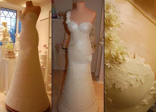 cakes,wedding dresses,win