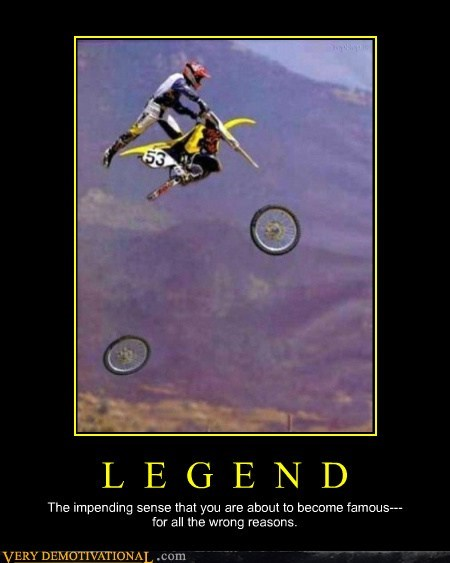 bad idea,uh oh,legend,motorcycle