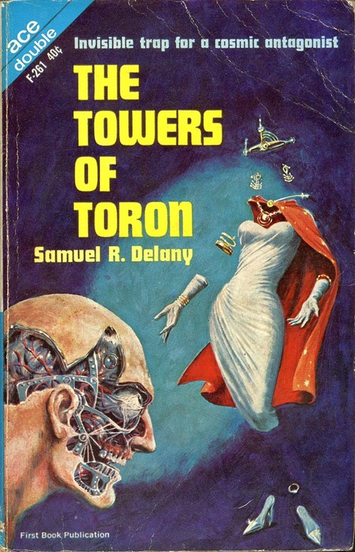 WTF Sc-Fi Book Covers: The Towers of Toron