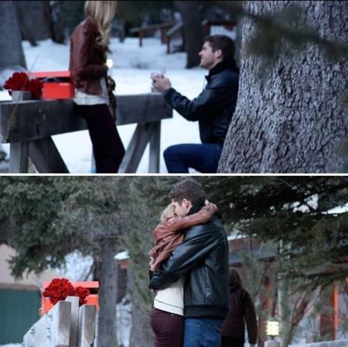 creeper,romance,proposal