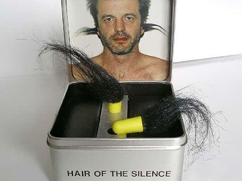 Hair of the Silence