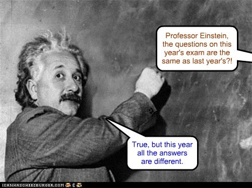 When Einstien was active at teaching Theoretical Physics..