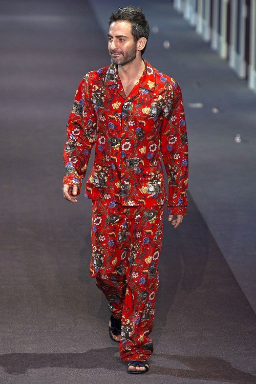 If Style Could Kill: Marc Jacobs Just Rolled Out of Bed