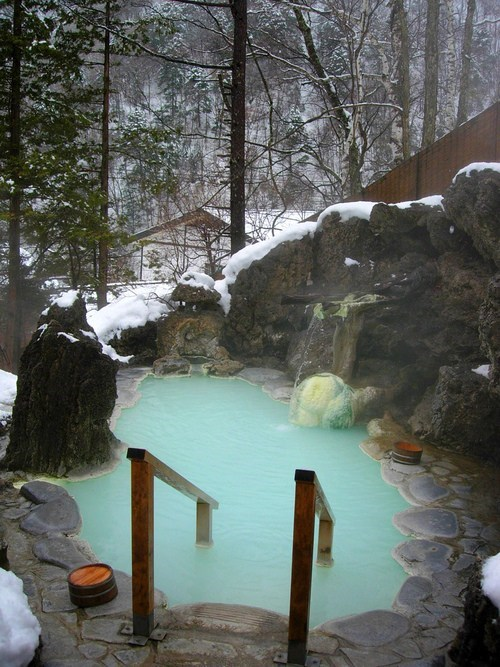 Take a Break in This Pool