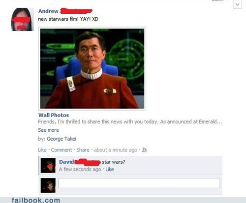Han Sulu is Not Impressed