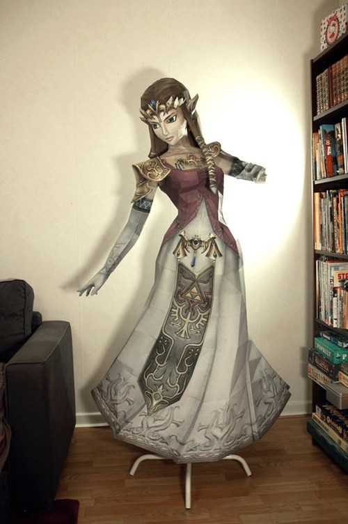 This is the Best Papercraft You Will Ever See