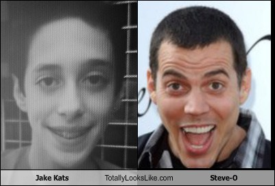 Jake Kats Totally Looks Like Steve-O