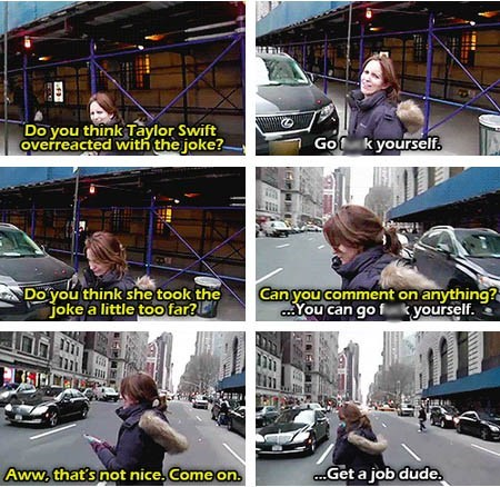 Tina Fey is Basically the Coolest Person Ever
