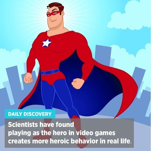Hooray For Super Science