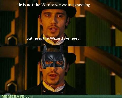 Bat-Oz!