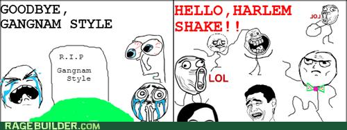 Hello,Harlem Shake!