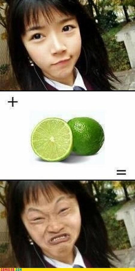 lime,impossibru,citrus,funny,lemon