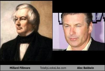 Millard Fillmore Totally Looks Like Alec Baldwin