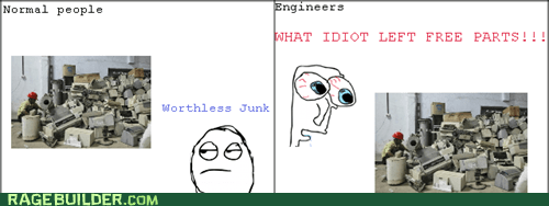 Engineers are Not Normal