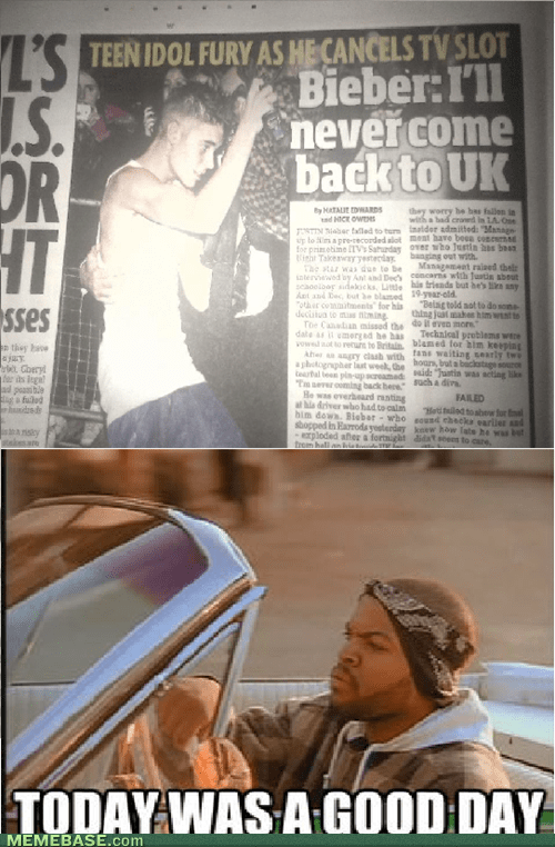 Britain, Take Us Back!