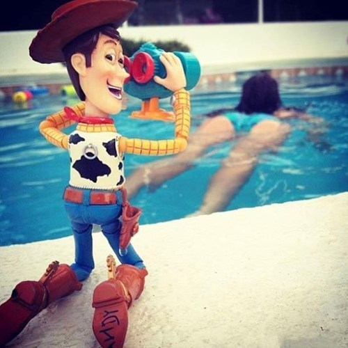 Woody You Perv!