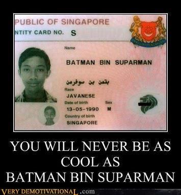 Wait Bruce Is the Son of Kal'El
