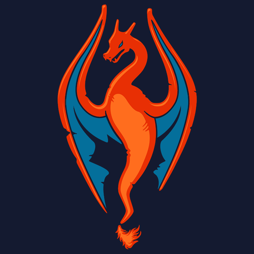 crossover,Pokémon,charizard,video games,Skyrim