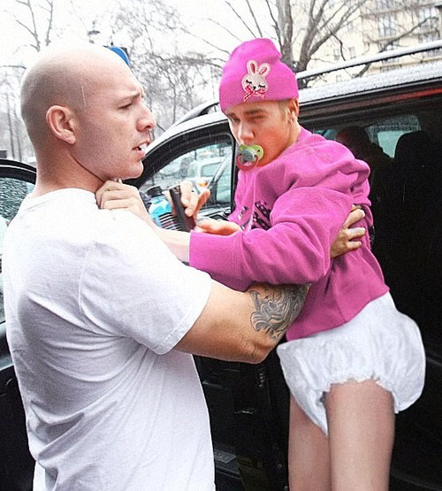 Beiber Needs an Adult