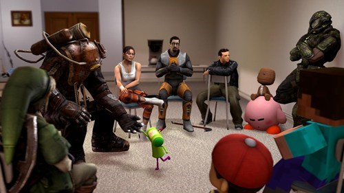 Missing Scene from Wreck-It Ralph: Awkward Silence
