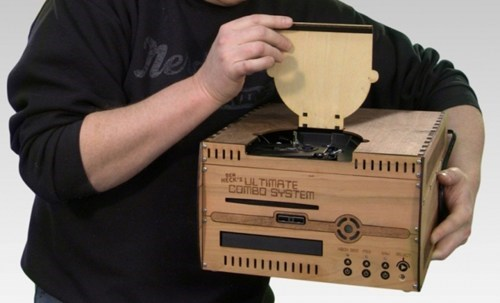 Ben Heck Crams Together a Wii U, Xbox 360, and PS3 to Make an Ultimate Console System