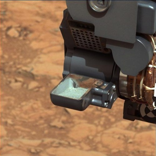 Curiosity Finds Evidence That Mars Was Once Habitable!