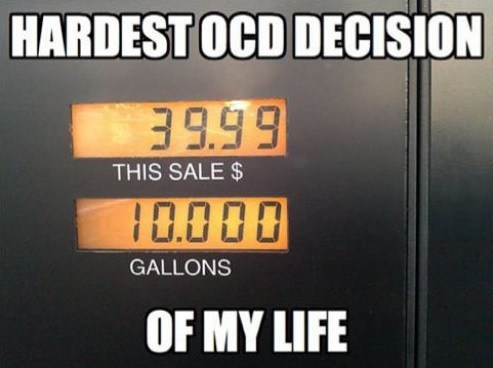 gas,numbers,ocd